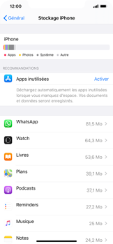 Apple iPhone XS Max - iOS 13 - Applications - Comment désinstaller une application - Étape 5