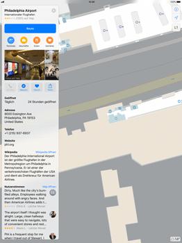 Apple iPad Pro 12.9 inch - iOS 11 - Indoor-Karten (Einkaufszentren/Flughäfen) - 10 / 12