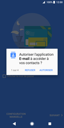 Sony Xperia XZ2 Compact - E-mail - Configuration manuelle (outlook) - Étape 10
