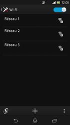 Sony Xperia Z - WiFi - Configuration du WiFi - Étape 5