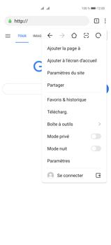 Huawei P40 Pro - Internet et connexion - Naviguer sur internet - Étape 22