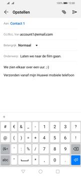 Huawei p-smart-2019-dual-sim-model-pot-lx1 - E-mail - Bericht met attachment versturen - Stap 9