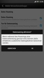 HTC One Max - Ausland - Im Ausland surfen – Datenroaming - 1 / 1
