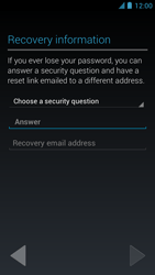 Alcatel One Touch Idol - Applications - setting up the application store - Step 12