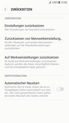 Samsung Galaxy S7 - Android N - Gerät - Zurücksetzen auf die Werkseinstellungen - Schritt 6