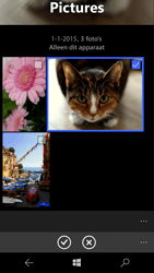 Microsoft Lumia 950 - MMS - hoe te versturen - Stap 13