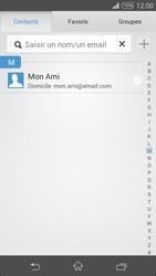 Sony D6603 Xperia Z3 - E-mail - envoyer un e-mail - Étape 5