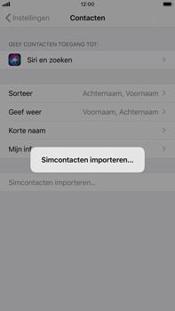 Apple iphone-6s-plus-met-ios-13-model-a1687 - Contacten en data - Contacten kopiëren van SIM naar toestel - Stap 5