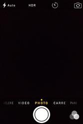 Apple iPhone 4S (iOS 8) - Photos, vidéos, musique - Créer une vidéo - Étape 3