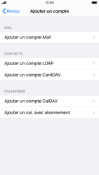 Apple iPhone 6s - iOS 14 - E-mail - Configuration manuelle - Étape 6