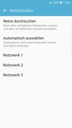 Samsung Galaxy S7 Edge - Netzwerk - Manuelle Netzwerkwahl - Schritt 8