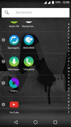 Wiko U-Feel Lite - Messagerie vocale - Configuration manuelle - Étape 3