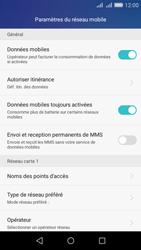 Huawei Y6 - MMS - configuration manuelle - Étape 6