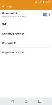 LG Q6 - sms - handmatig instellen - stap 6