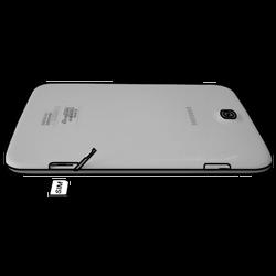 Samsung Galaxy Note 8-0 - SIM-Karte - Einlegen - 2 / 2