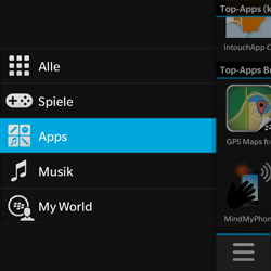 BlackBerry Q5 - Apps - Herunterladen - 16 / 25