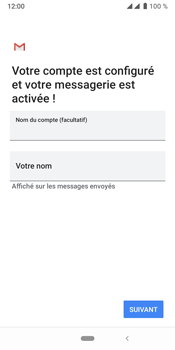 Crosscall Core X4 - E-mails - Ajouter ou modifier un compte e-mail - Étape 20