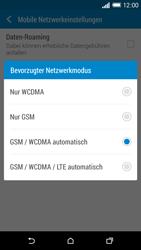 HTC One Mini 2 - Netzwerk - Netzwerkeinstellungen ändern - Schritt 6