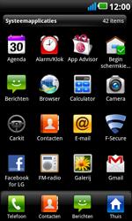 LG P990 Optimus 2X Speed - e-mail - handmatig instellen - stap 3