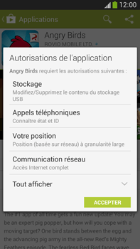 Samsung Galaxy Note 3 - Applications - Télécharger une application - Étape 18