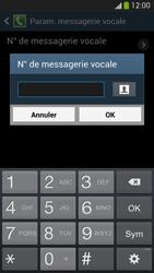 Samsung I9295 Galaxy S IV Active - Messagerie vocale - configuration manuelle - Étape 9
