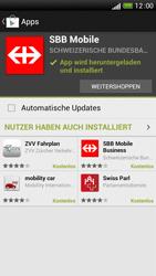 HTC One S - Apps - Installieren von Apps - Schritt 24