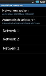 Samsung I9000 Galaxy S - Netwerk - gebruik in het buitenland - Stap 10