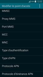 Samsung G850F Galaxy Alpha - Internet et roaming de données - Configuration manuelle - Étape 12