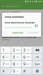 Samsung J510 Galaxy J5 (2016) DualSim - Anrufe - Rufumleitungen setzen und löschen - Schritt 11