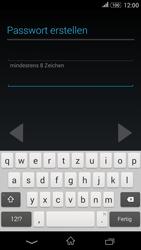 Sony E2003 Xperia E4G - Apps - Konto anlegen und einrichten - Schritt 10