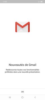 Samsung Galaxy A70 - E-mail - 032a. Email wizard - Gmail - Étape 5