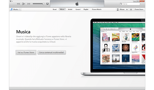 Apple iPad Retina iOS 7 - Software - Come eseguire un backup del dispositivo - Fase 3