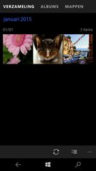 Microsoft Lumia 550 - contacten, foto