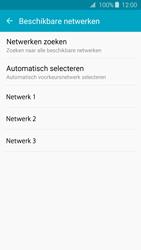 Samsung Samsung Galaxy J3 (2016) - netwerk en bereik - gebruik in binnen- en buitenland - stap 9