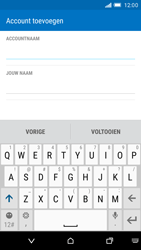 HTC One M9 - E-mail - Account instellen (POP3 met SMTP-verificatie) - Stap 18