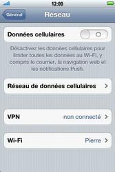 Apple iPhone 4 S - Internet - configuration manuelle - Étape 6