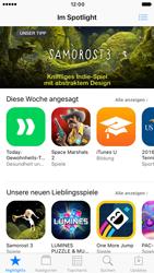 Apple iPhone 7 - Apps - Löschen und wiederherstellen von vorinstallierten iOS-Apps - 0 / 0
