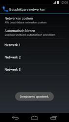 LG D821 Google Nexus 5 - Netwerk - Handmatig netwerk selecteren - Stap 13
