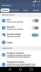 LG LG K10 4G (K420) - Internet - activer ou désactiver - Étape 4
