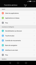 Huawei Ascend P8 - Applications - Comment désinstaller une application - Étape 3