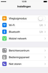 Apple iPhone 4S met iOS 5 (Model A1387) - WiFi - KPN Hotspots configureren - Stap 16