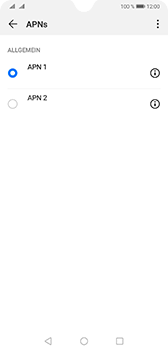 Huawei Mate 20 - Internet - Manuelle Konfiguration - Schritt 16
