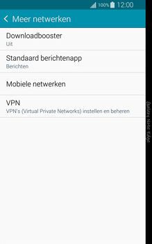 Samsung Galaxy Note Edge - internet - activeer 4G Internet - stap 4