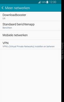 Samsung Galaxy Note Edge - netwerk en bereik - gebruik in binnen- en buitenland - stap 5