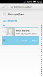 Alcatel Pop C7 - MMS - Erstellen und senden - 9 / 21