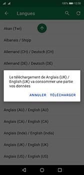 Huawei P20 - Android Pie - Prise en main - Comment ajouter une langue de clavier - Étape 10