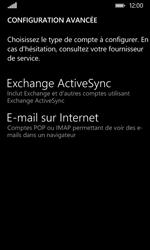 Nokia Lumia 530 - E-mail - Configuration manuelle - Étape 10