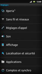 Sony MT27i Xperia Sola - Internet - Configuration manuelle - Étape 4