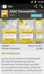 Samsung I9000 Galaxy S - Apps - Herunterladen - Schritt 19