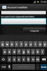 Sony C1505 Xperia E - E-mail - e-mail instellen: POP3 - Stap 17